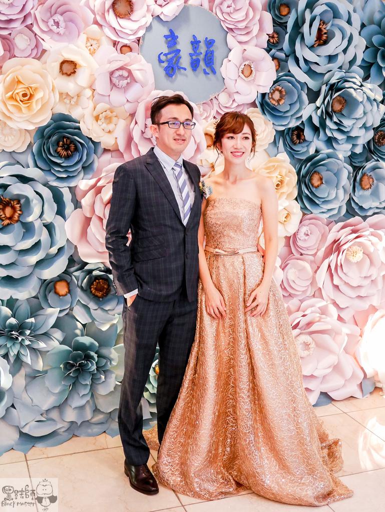 淺紫x奶白x復古藍優雅紙花 婚禮佈置  豪%26;韻 02.jpg