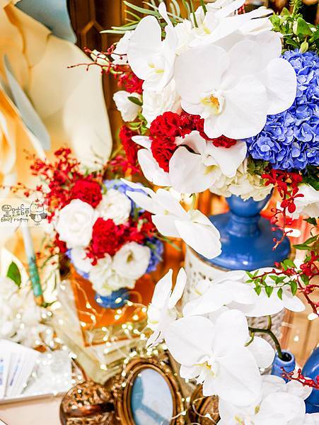 現代典雅風格x紙花婚佈 相簿桌 TING%26;HUA 01.jpg