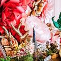 文藝喜氣森林氛圍x紙花婚禮 相簿桌 恩輝&雅珊 01.jpg