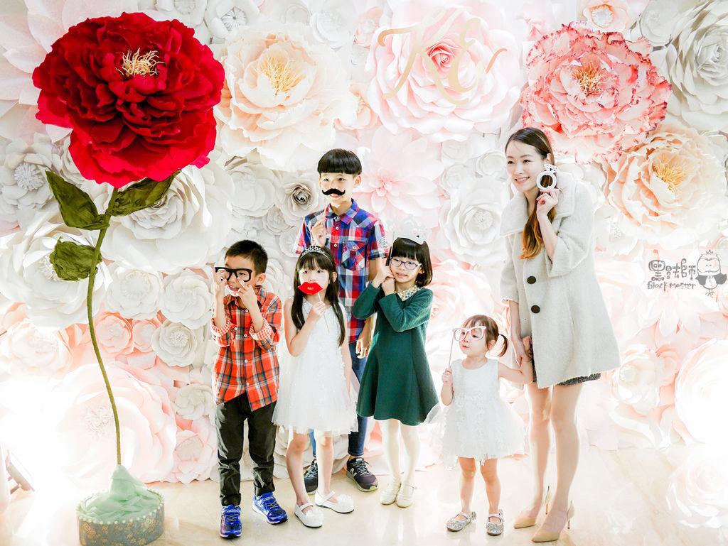白粉色的優雅x紙花婚禮佈置 Kenny%26;Eliza 05.jpg