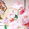 夢境花園x大朵紙花婚佈 紙花背景 Oak&Grace 01.jpg