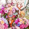 森林風婚禮x多彩紙花 相簿桌 Luke&Cara 02.jpg