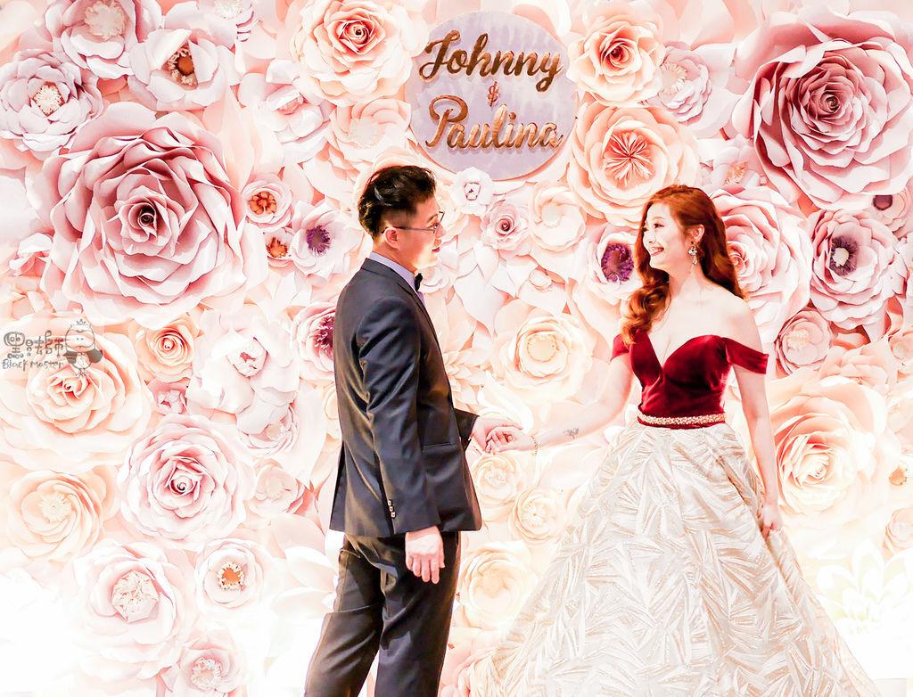 淺紫優雅浪漫氛圍x紙花婚佈 Johnny%26;Paulina 07.jpg