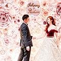 淺紫優雅浪漫氛圍x紙花婚佈 Johnny&Paulina 07.jpg
