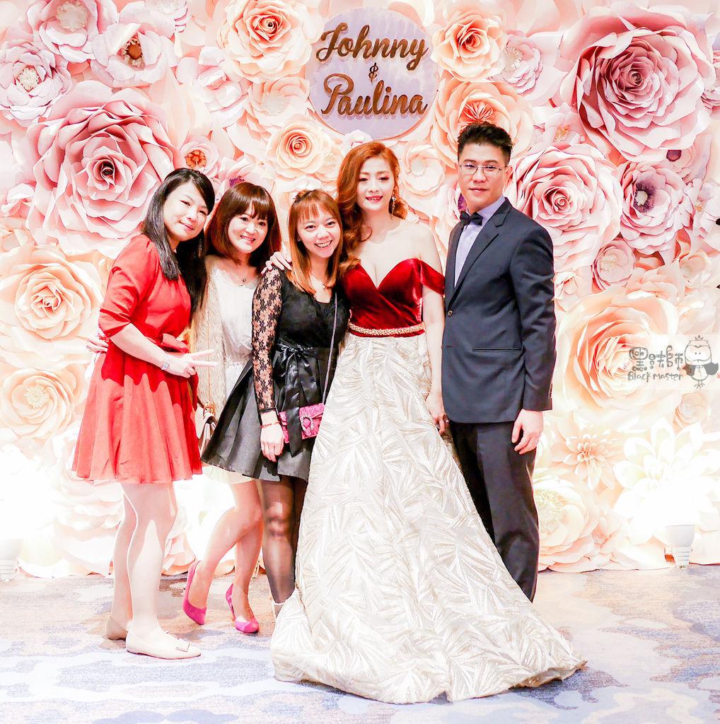 淺紫優雅浪漫氛圍x紙花婚佈 Johnny%26;Paulina 06.jpg