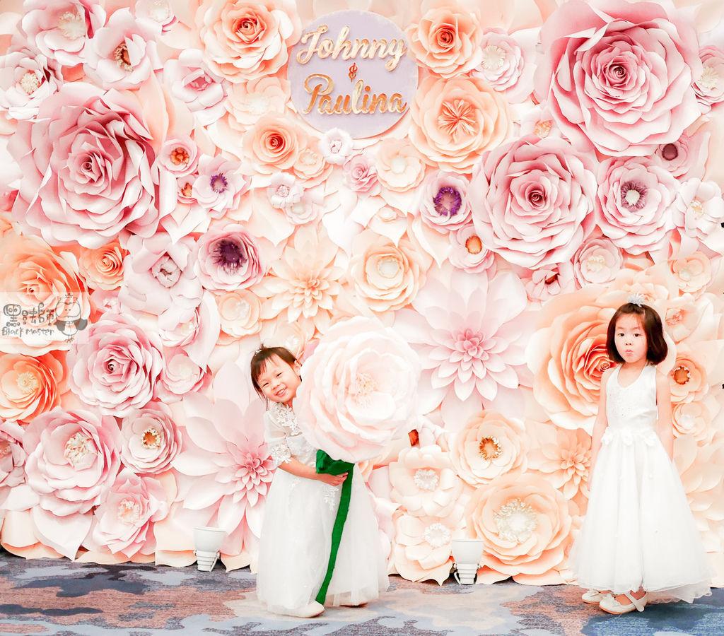 淺紫優雅浪漫氛圍x紙花婚佈 Johnny%26;Paulina 03.jpg