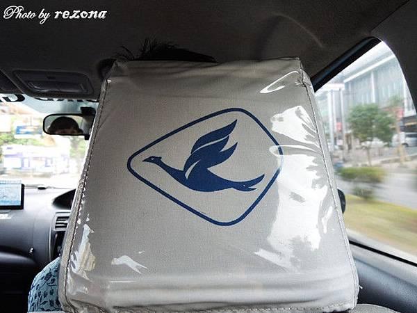 峇里的合法計程車  blue bird!!