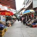 南ㄚ島比較熱鬧的街