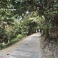喜歡這裡悠閒的鄉間小巷