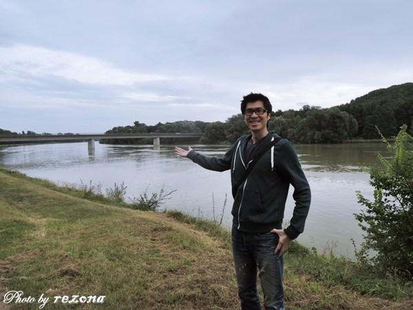 萊茵河到了