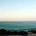 很美的海天一線~