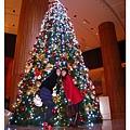 大廳的聖誕樹~