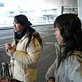 成田機場-等候利木津巴士