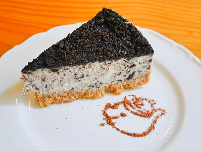 煉金文創咖啡-Oreo起士蛋糕