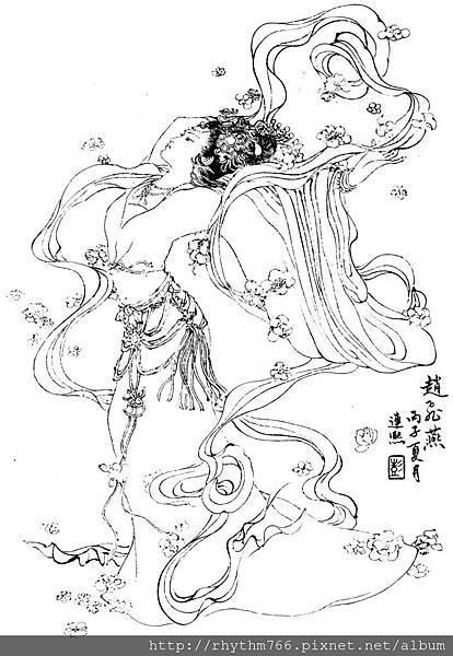 仕女百圖-097