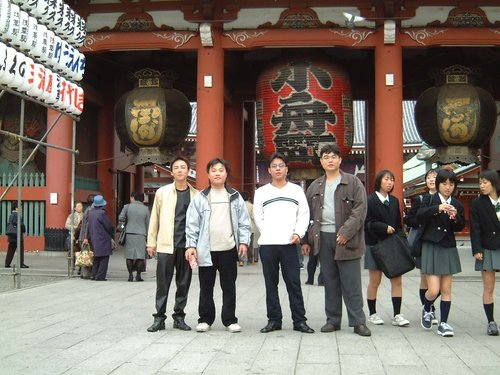 東京淺草寺