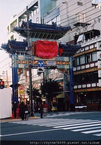 橫濱中華街東門-2