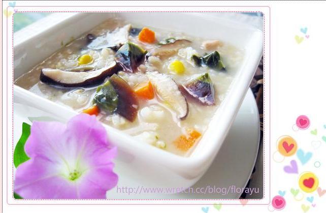 皮蛋糙米粥.JPG