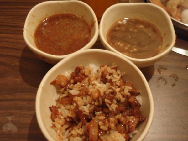 醬料&招牌魯肉飯