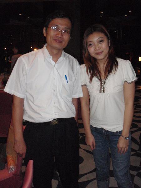 陳俊溢老師- 他在花旗銀行上班