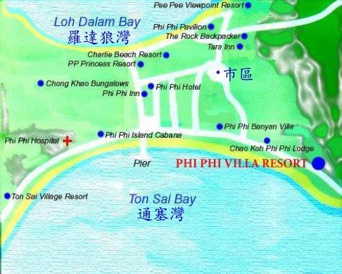 PP鎮地圖