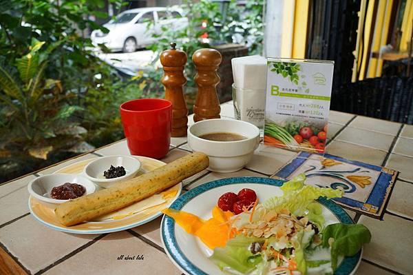 1403424769 4272376905 n - [熱血採訪]台中吃到飽 吉凡尼的花園 樂活的蔬食早午餐 甜點好好吃