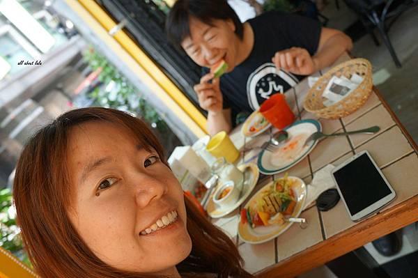 1403425189 506971259 n - [熱血採訪]台中吃到飽 吉凡尼的花園 樂活的蔬食早午餐 甜點好好吃
