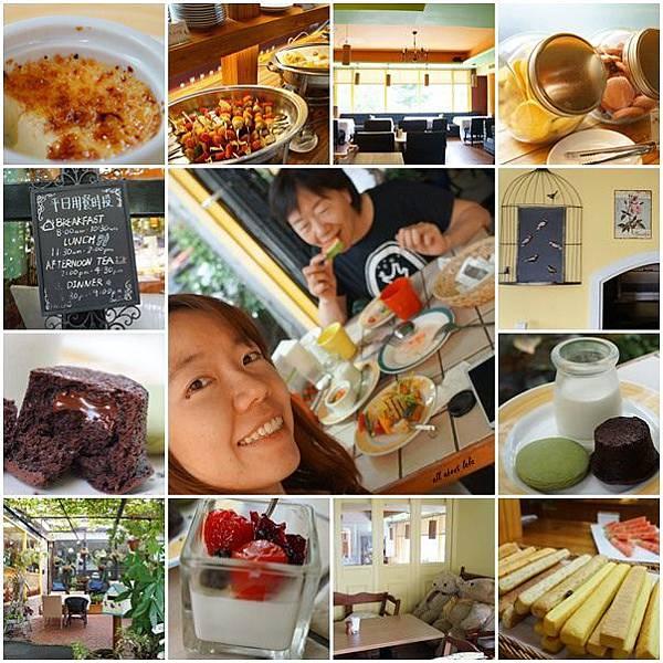 1403426165 3128837014 n - [熱血採訪]台中吃到飽 吉凡尼的花園 樂活的蔬食早午餐 甜點好好吃