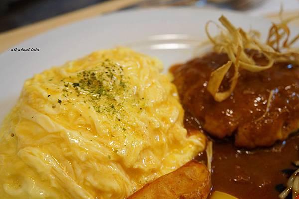 1423016135 3681770782 n - 台中餐廳推薦 青木和洋食彩AOKI 好日式風的餐食 日式炸物 漢堡排大推薦 聽說甜點也不賴