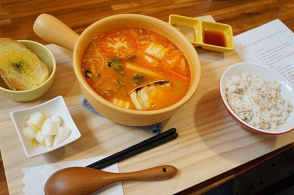 1423016139 1041372519 n - 台中餐廳推薦 青木和洋食彩AOKI 好日式風的餐食 日式炸物 漢堡排大推薦 聽說甜點也不賴