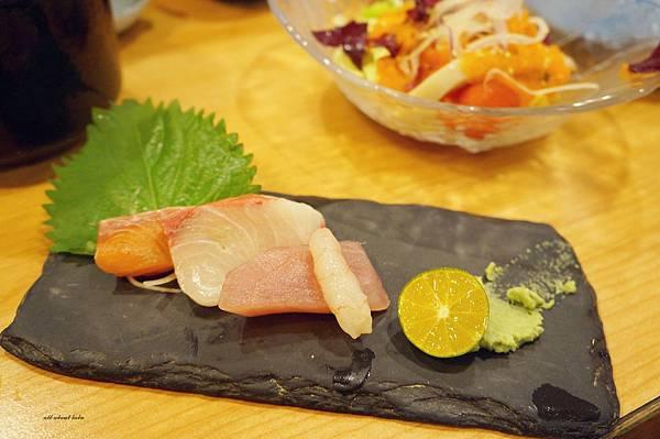1438431467 1233369555 n - 台中 桀壽司日本料理 公益路上平價的無菜單套餐 生意超好需訂位