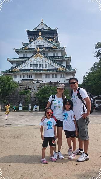 大阪城公園照片