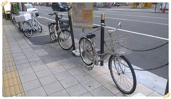 腳踏車照片