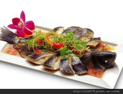 清蒸貴妃魚