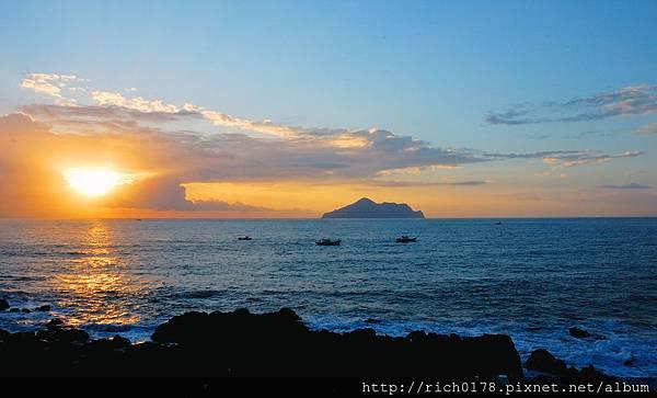 東森海洋-龜山島日出2