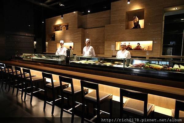 尊爵天際大飯店-一樓翼日本料理-05