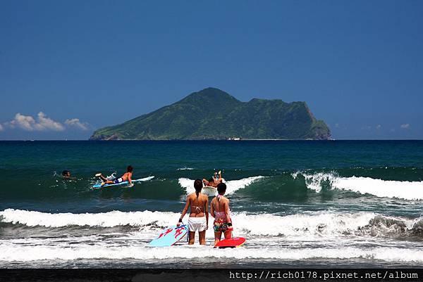 衝浪 - 龜山島系