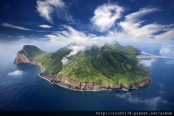 空拍 - 龜山島系