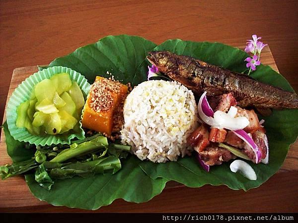 美食-瑪家穀倉特色套餐3