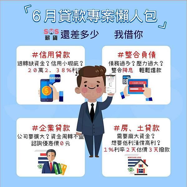 2019.6.17 6月貸款專案懶人包-01
