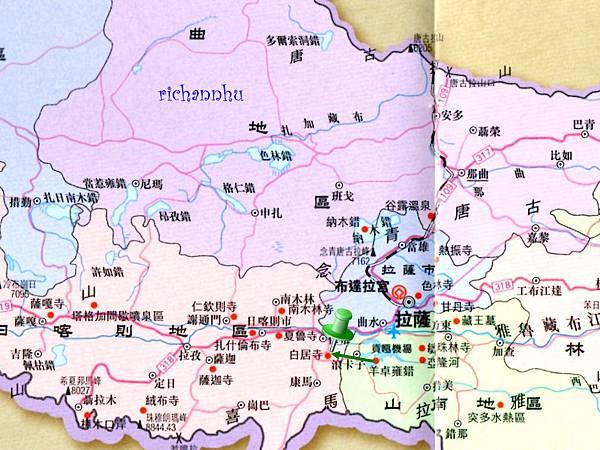 白06《西藏地圖》