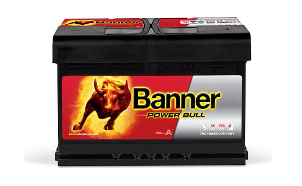 Banner Power Bull P7209電瓶