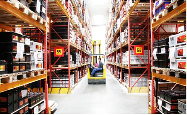物流中心AGM電瓶製造工廠