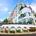 東埔帝綸溫泉渡假大飯店外觀