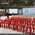 2020東埔溫泉季 水鹿雕像揭露舞臺