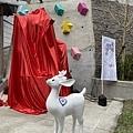 2020東埔溫泉季 水鹿雕像