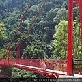 東埔彩虹吊橋