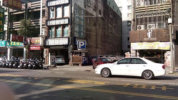 中央東路近復興路