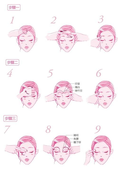 臉部刮痧排毒 造就素顏小臉美人_刮痧法