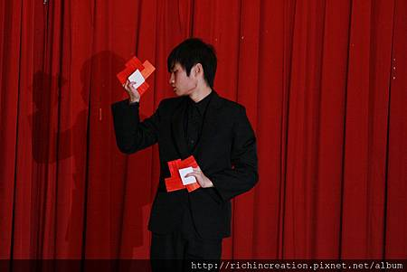 全國高中魔術聯賽 特別獎-蘇錦程